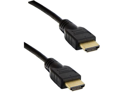 4World Kabel HDMI 1.4 1.8m černý