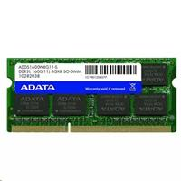 ADATA CL11 1,35V SO-DIMM 4GB DDR3L-1600MHz