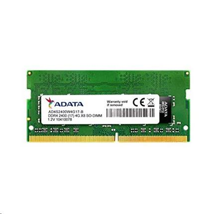 Adata CL17 SO-DIMM 4GB DDR4-2400MHz