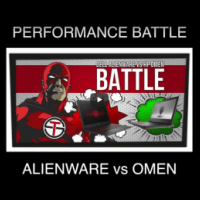 Alienware vs. Omen - Performance battle