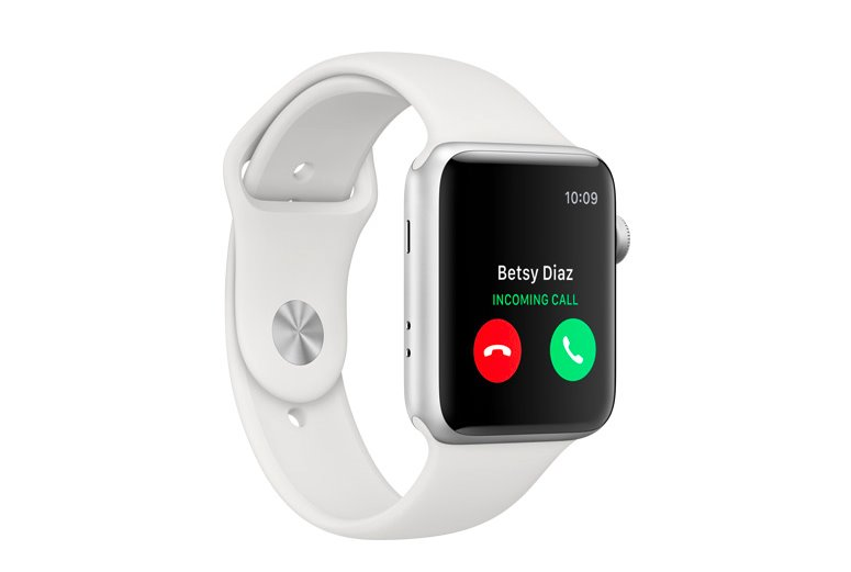 Apple Watch Series 3 38mm Silver/White