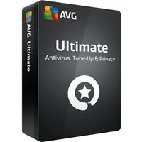 AVG Ultimate - Internet Security + Tune Up 2 roky SN elektronicky ESD