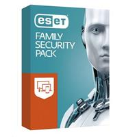 ESET Family Security Pack 3 lic. 1 rok krabice