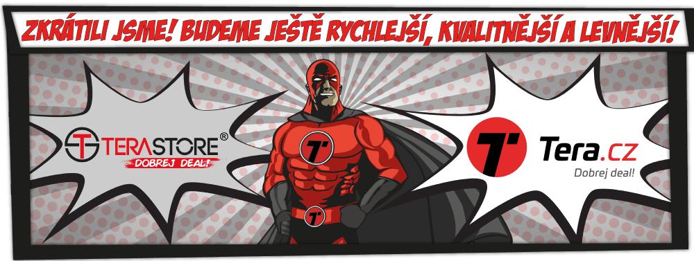 TERASTORE se mění na Tera.cz