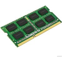 Kingston CL9 SR x8SO-DIMM 4GB DDR3-1333MHz
