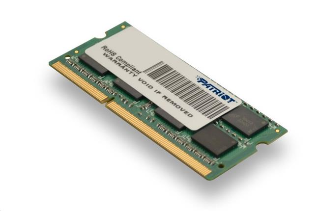 Patriot 4GB CL11 SO-DIMM DDR3 1600MHz