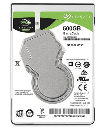 Seagate BarraCuda 500GB 2.5