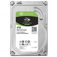 Seagate BarraCuda HDD 4TB  256MB SATAIII 5400rpm