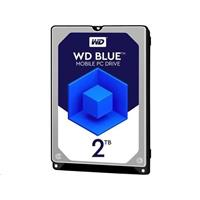 "WD 20SPZX Blue HDD 2,5"" 2TB"